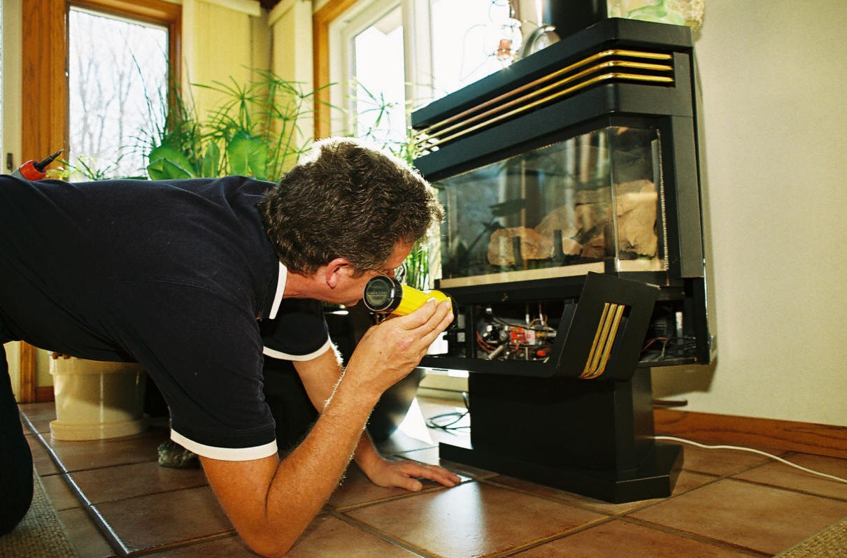 How To Light The Pilot To Your Gas Fireplace Or Stove